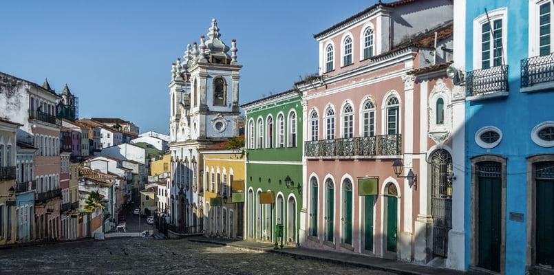 História de Salvador e seu patrimônio artístico e cultural