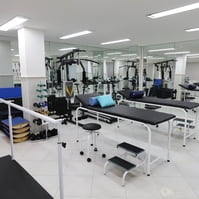 Laboratório de Fisioterapia